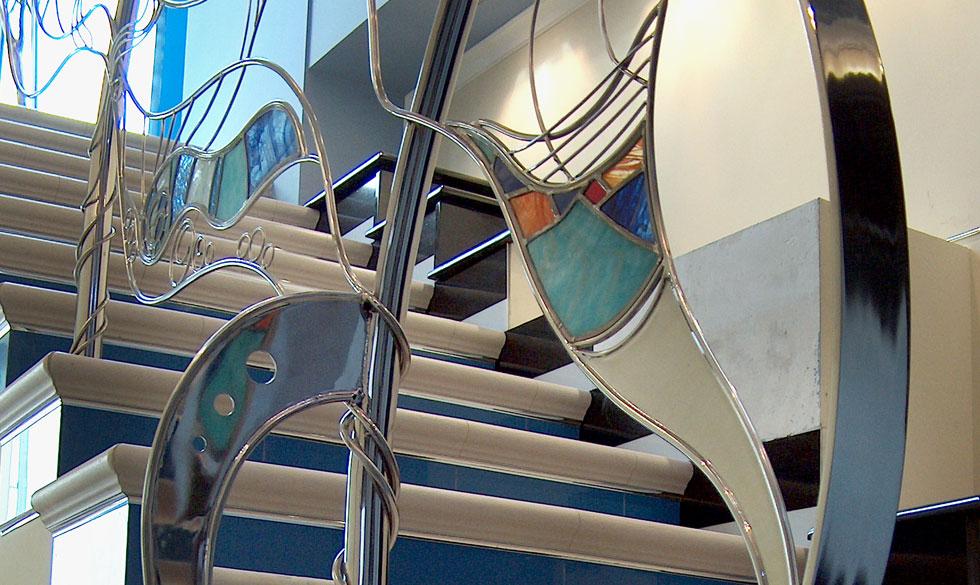 Balustrada B17 - 6