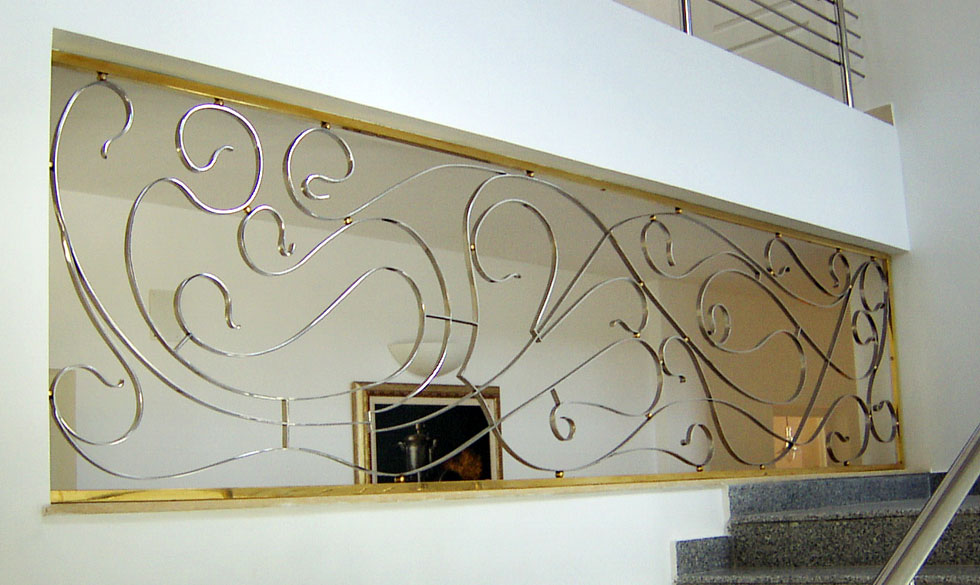 Balustrada B18 - 2