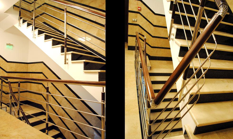 Balustrada B22 - 2