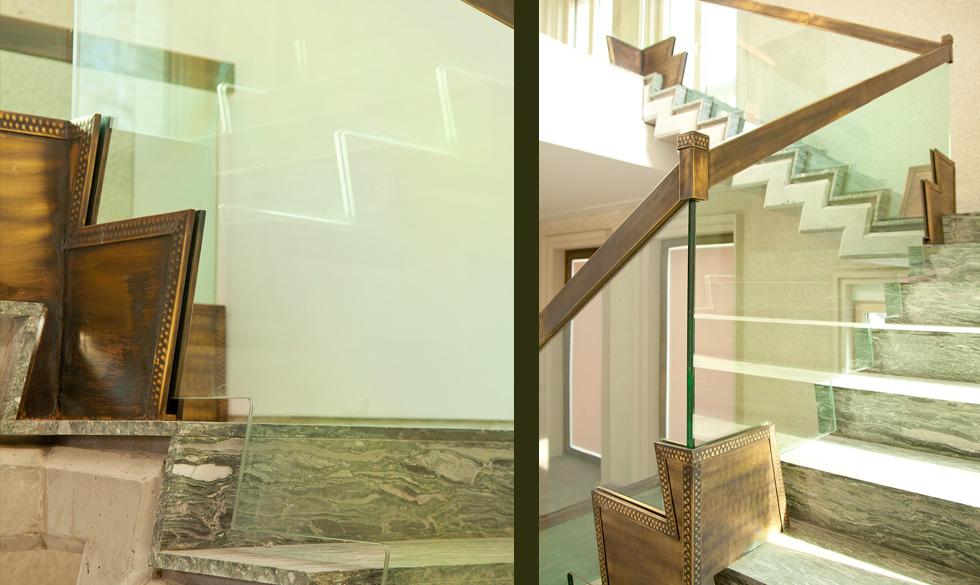 Balustrada B42 - 2