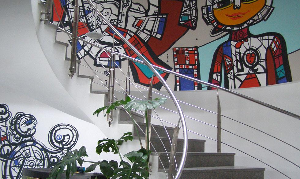 Balustrada B7 - 4