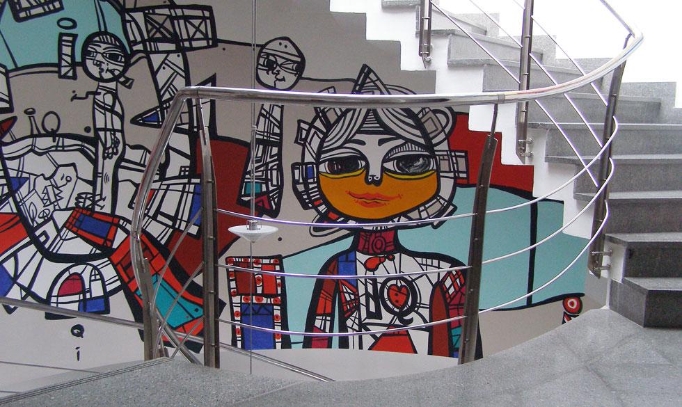 Balustrada B7 - 2