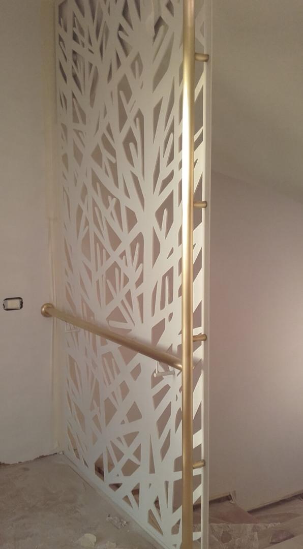 Balustrada Laser Cut - Lucrare 04