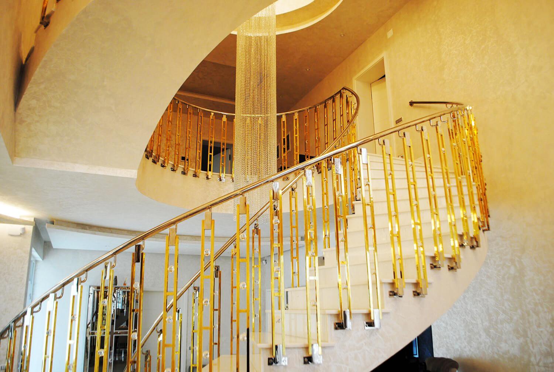 Balustrada Art - Balustrada Cristale Swarovski - Lucrare 02 - 3