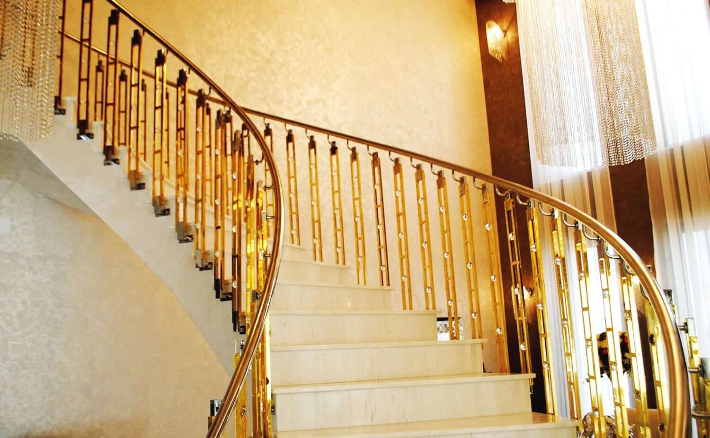 Balustrada Art - Balustrada Cristale Swarovski - Lucrare 02 - 4