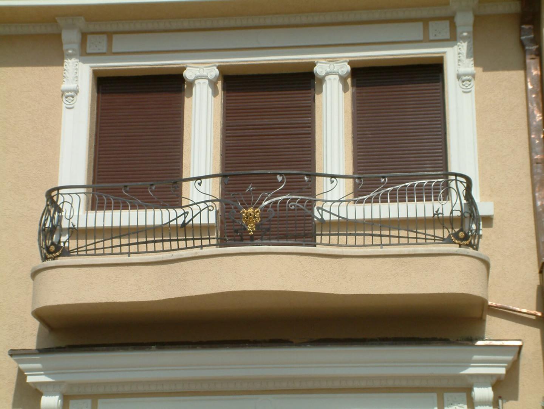 Balustrada Balcon/Terasa - Lucrare 02