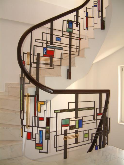 Balustrada Art - Lucrare 06 - 5