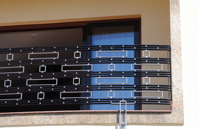 Balustrada Balcon/Terasa - Lucrare 01 - 2