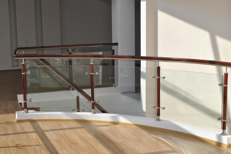 Balustrada Sticla - Lucrare 14