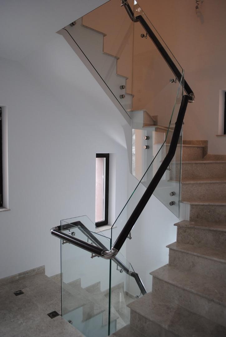 Balustrada Sticla - Lucrare 19