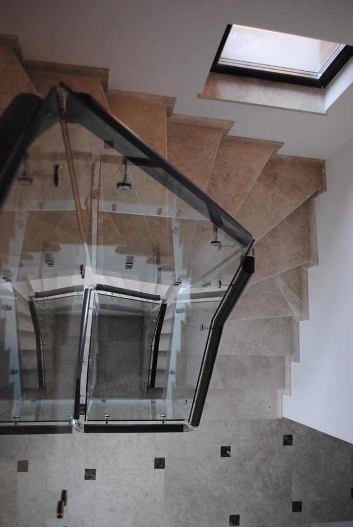 Balustrada Sticla - Lucrare 19 - 3