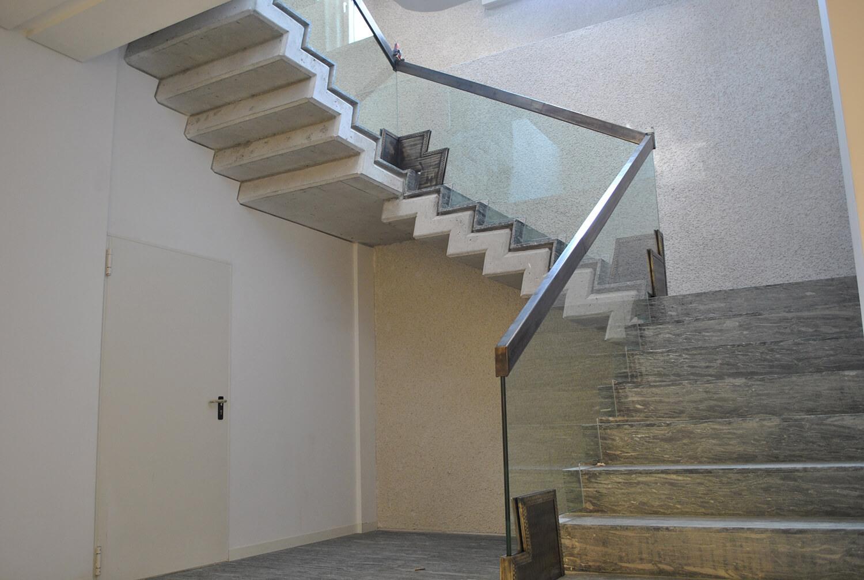 Balustrada Sticla - Lucrare 02 - 2