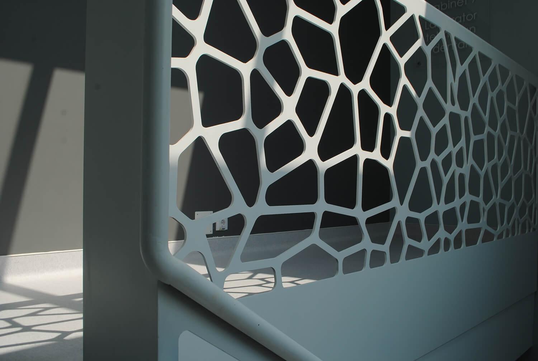 Balustrada Laser Cut - Lucrare 20 - 8