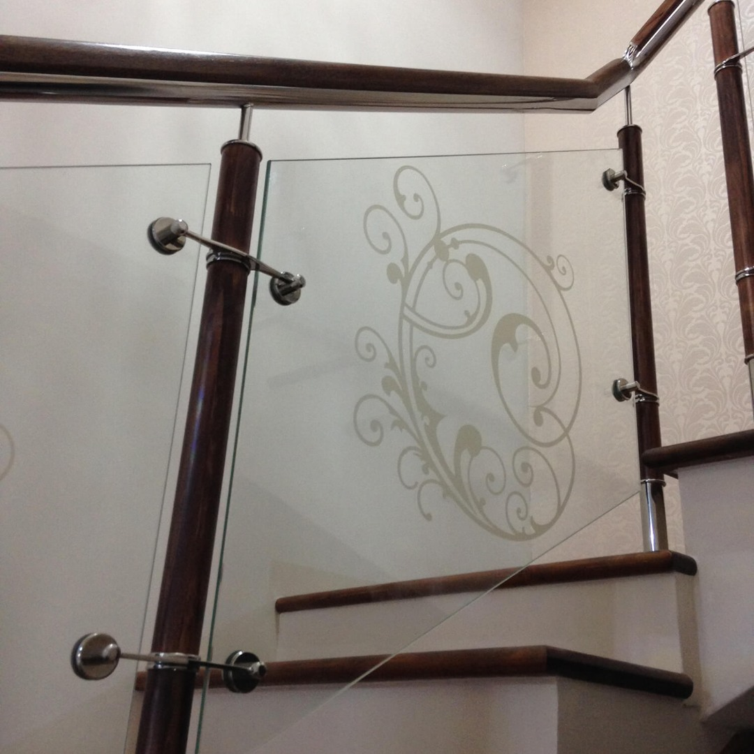 Balustrada Sticla - Lucrare 21 - 2