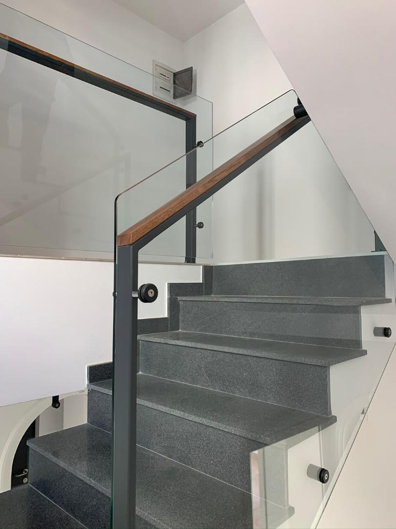 Balustrada Sticla - Lucrare 20 - 2