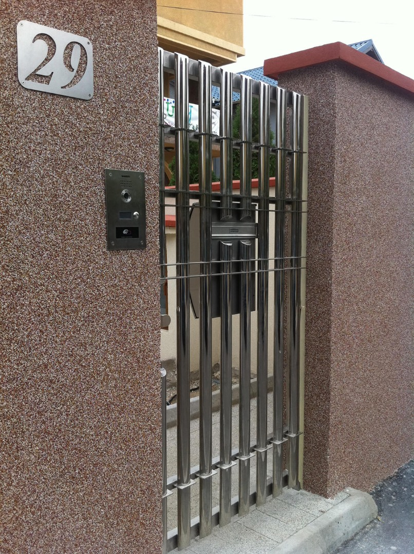 Poarta/Gard - Lucrare 05