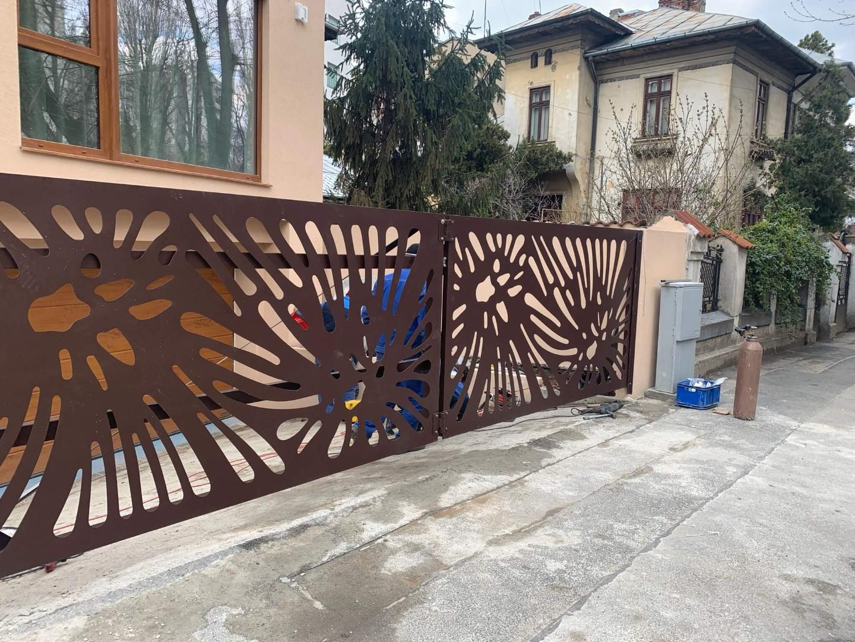 Poarta/Gard - Lucrare 03 - 2
