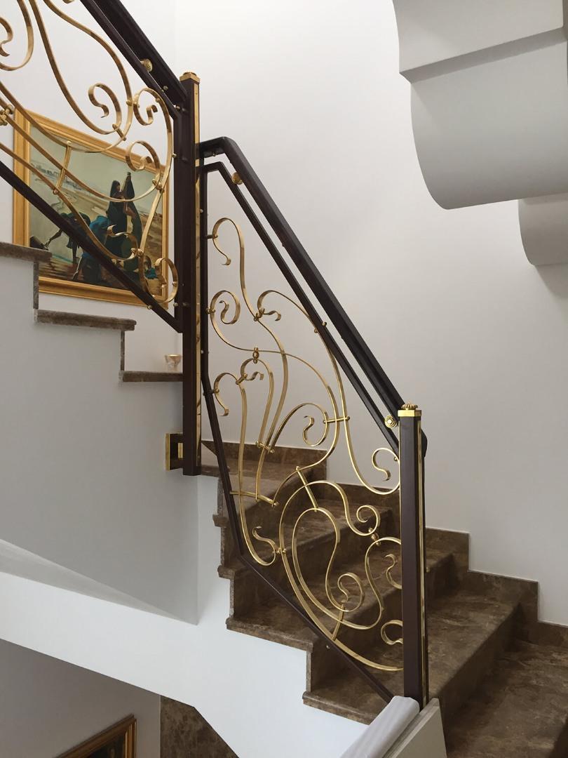 Balustrada alama - Lucrare 03 - 4