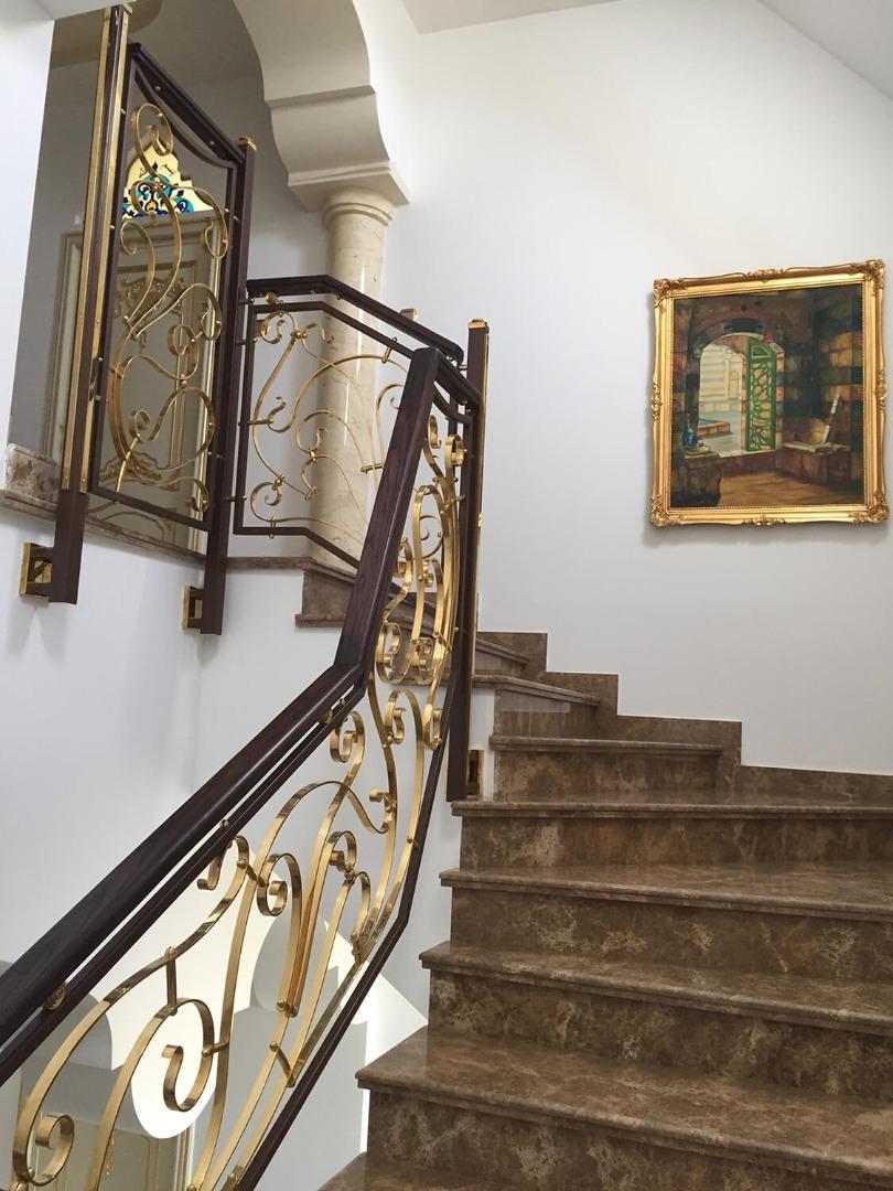 Balustrada alama - Lucrare 03 - 2