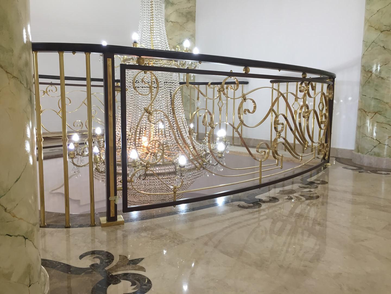 Balustrada alama - Lucrare 03