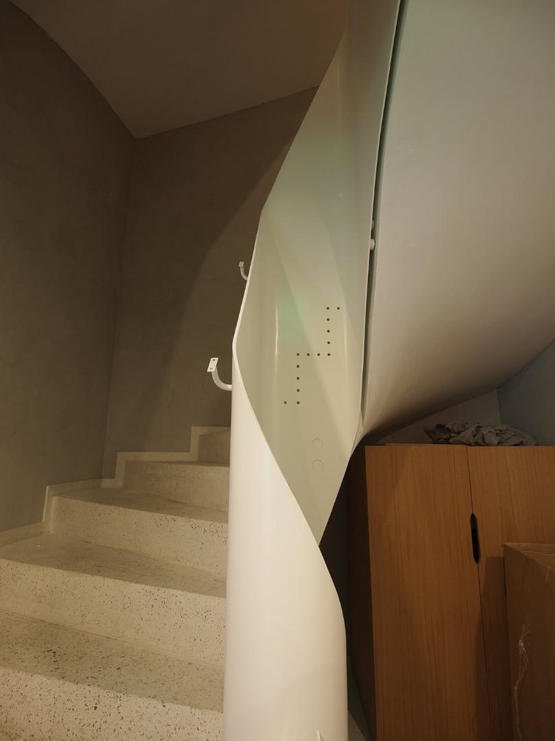Balustrada Laser Cut - Lucrare 01 - 2