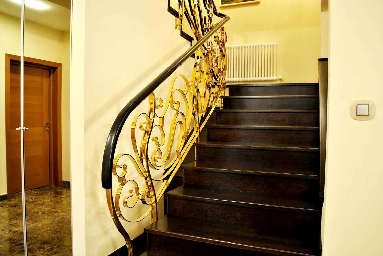 Balustrada B39 Balustrada Art Nouveau