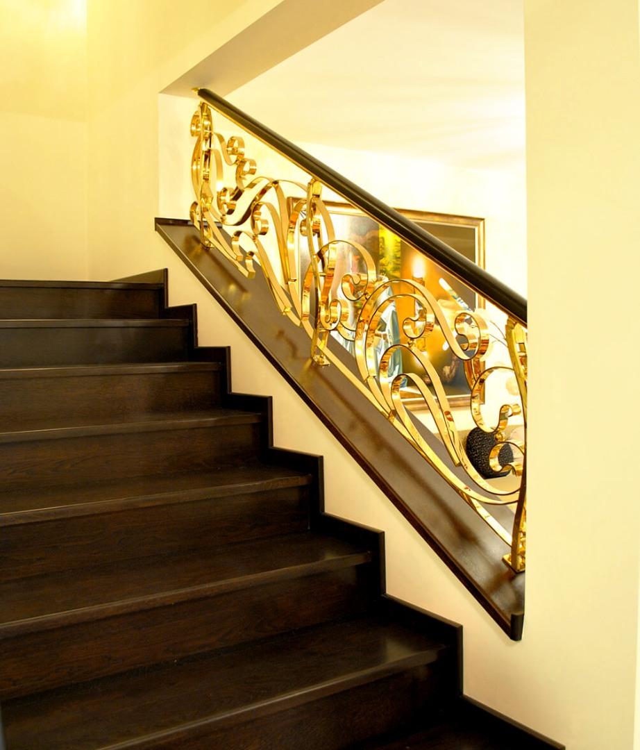 Balustrada B39 Balustrada Art Nouveau - 4