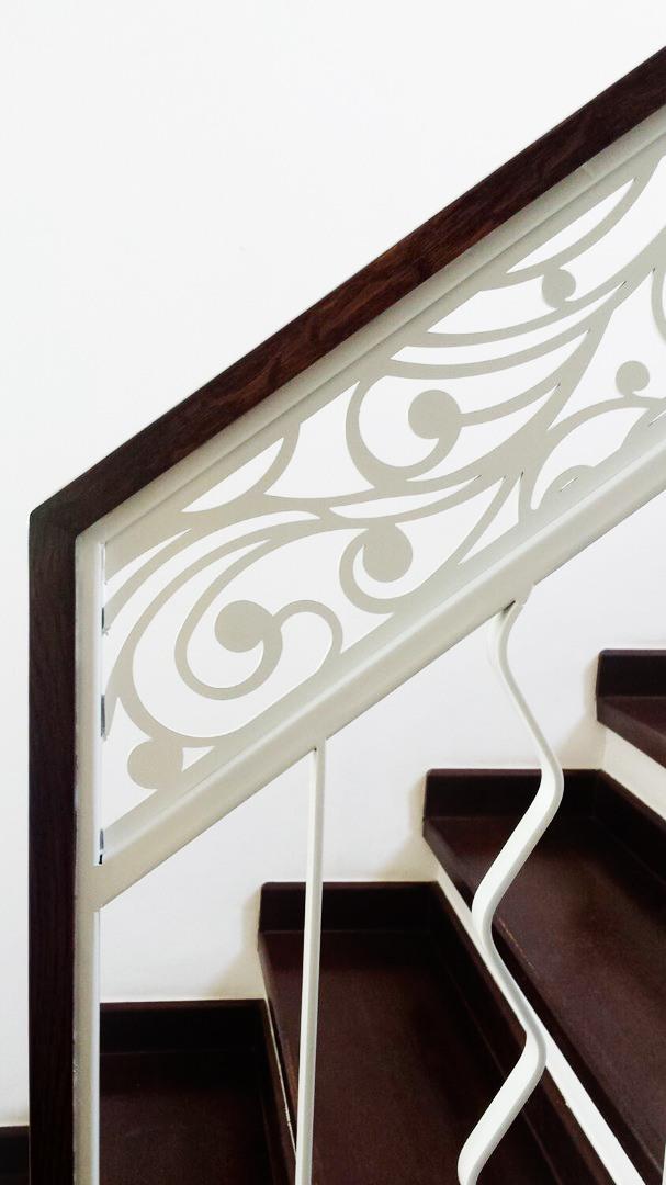 Balustrada Otel - Lucrare 03