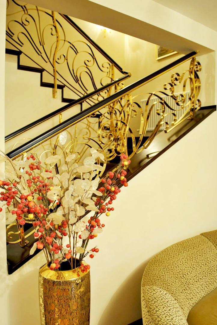 Balustrada B39 Balustrada Art Nouveau - 3
