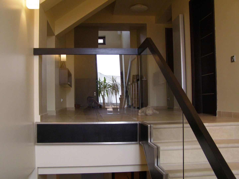 Balustrada Sticla - Lucrare 17
