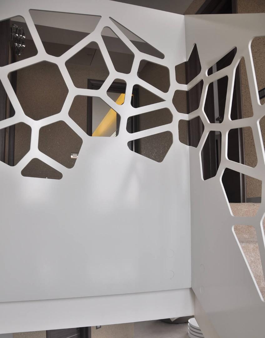 Balustrada Laser Cut - Lucrare 15 - 4