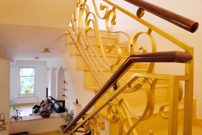Balustrada B35 - 4