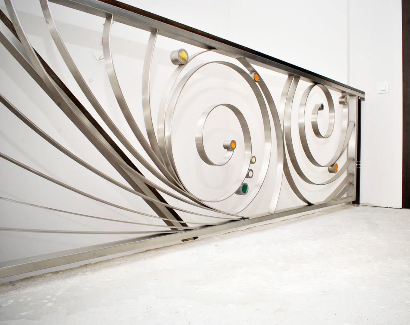 Balustrada Art - Lucrare 09 - 4