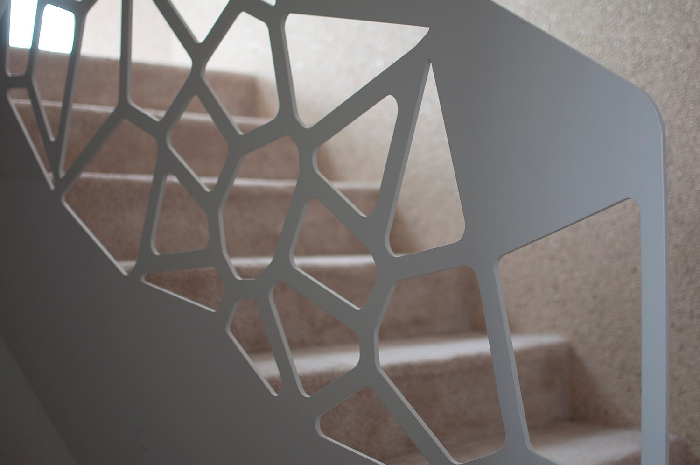Balustrada Laser Cut - Lucrare 15 - 3