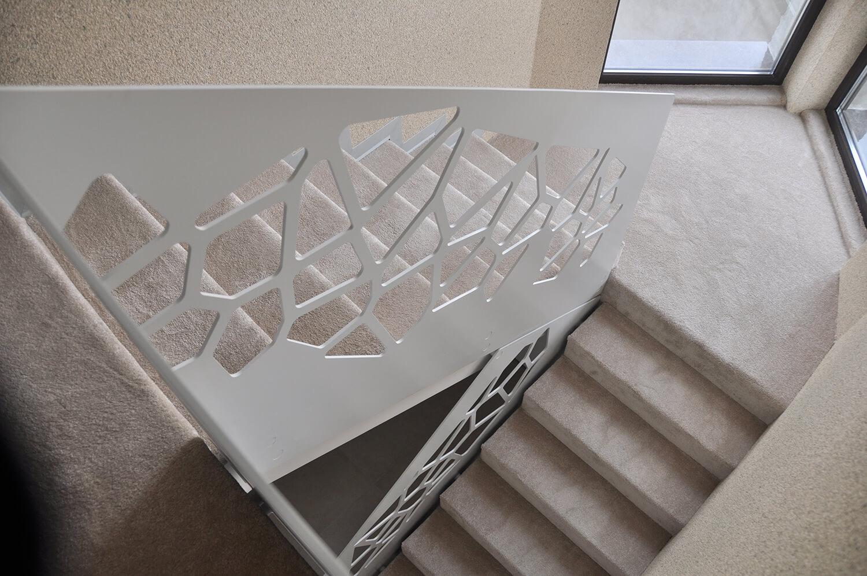Balustrada Laser Cut - Lucrare 15 - 7