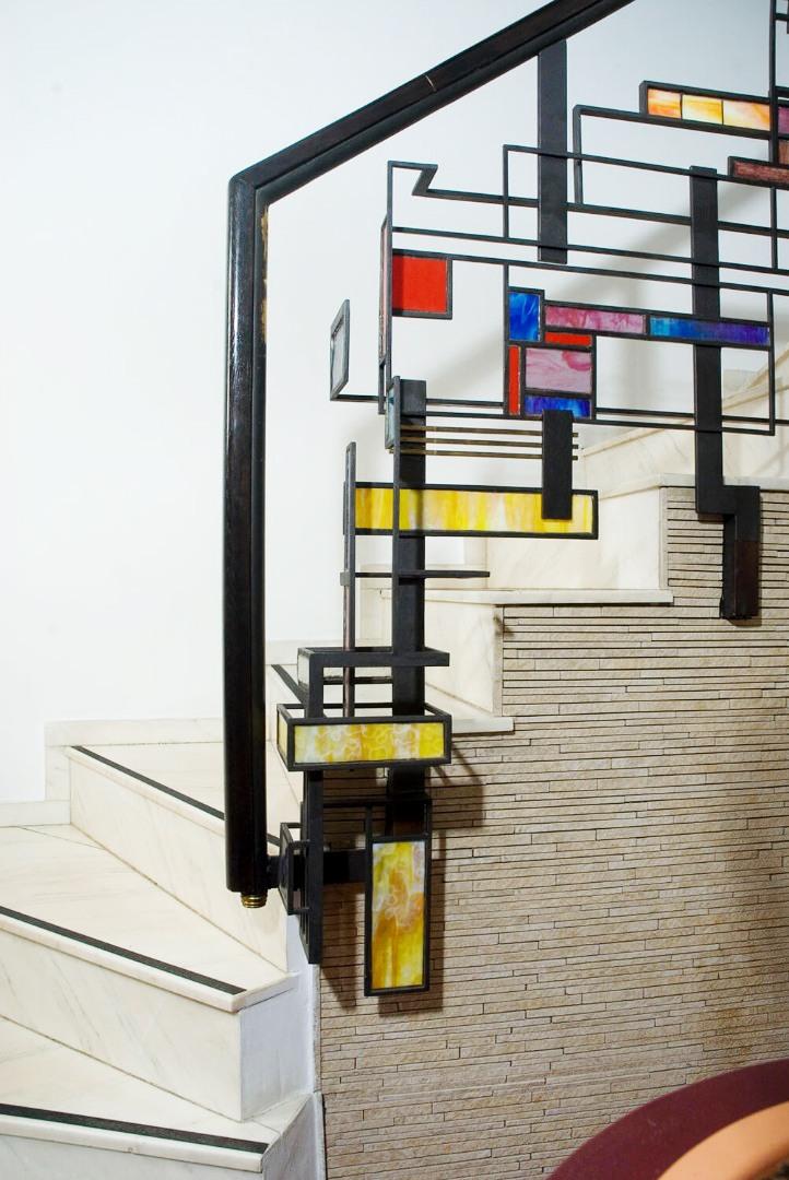 Balustrada Art - Lucrare 06