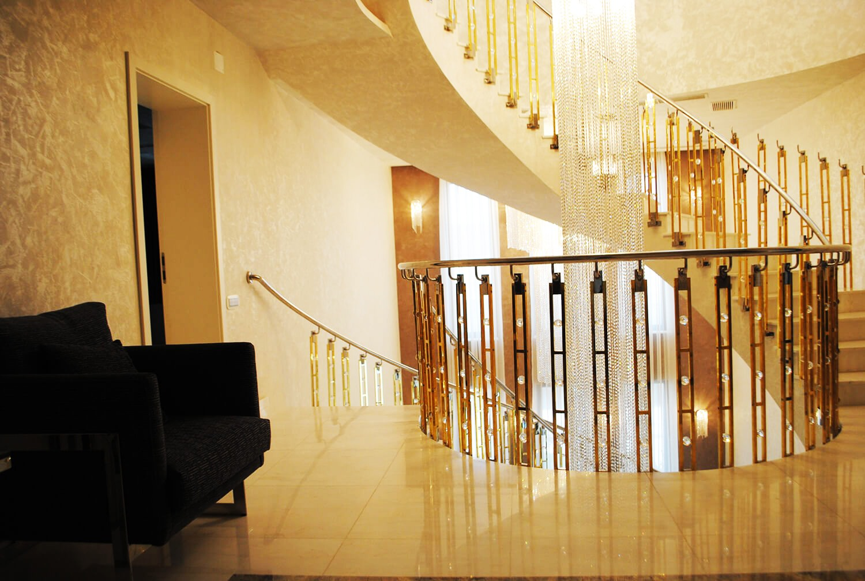 Balustrada Art - Balustrada Cristale Swarovski - Lucrare 02 - 6
