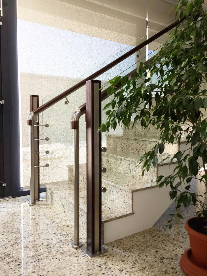 Balustrada Sticla - Lucrare 30