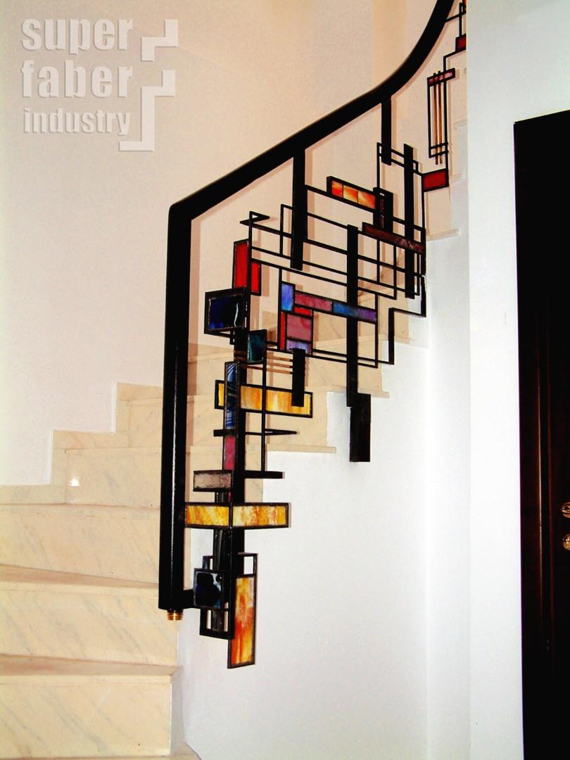 Balustrada Art - Lucrare 06 - 3