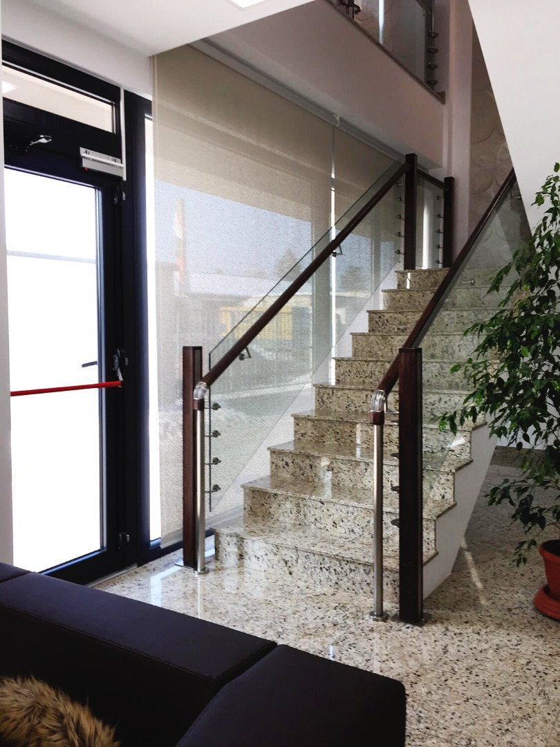 Balustrada Sticla - Lucrare 30 - 2