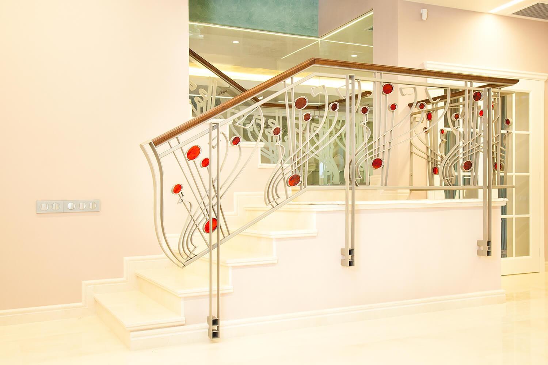 Balustrada Art - Lucrare 07 - 2