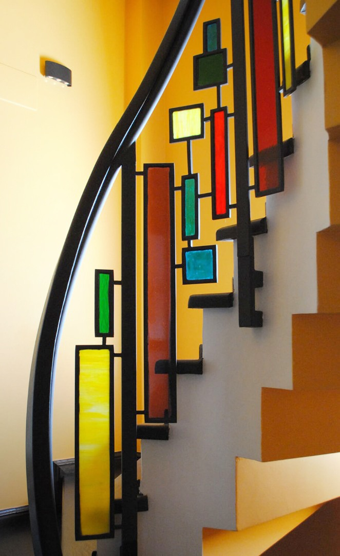 Balustrada Art - Lucrare 03 - 2