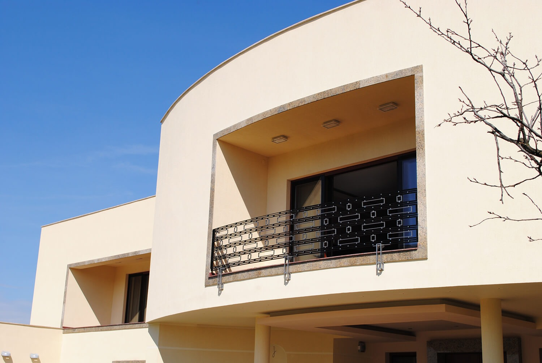 Balustrada Balcon/Terasa - Lucrare 01